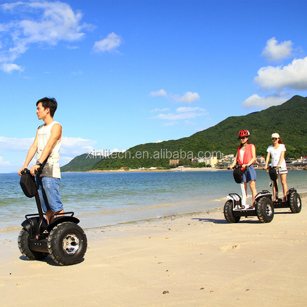 Two Wheel Standing Electric Motorcycle Cars, Self balanced electric scooter,Sea Scooter from China