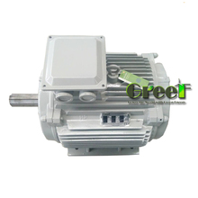 Hot sale ! 220kW 400rpm direct drive synchronous 3 phase 380v permanent magnet generator , alternator for home