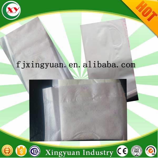 Backsheet And Wrapper of Sanitary Napkin And Feminine Underpads