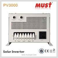 Excellent Quality PV3000 Series 24V 3000W home hybrid solar inverter with charger