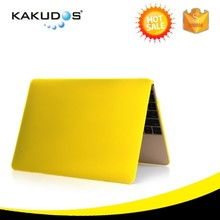 Factory supply Crstal clear laptop silicone case for macbook pro retina