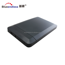 Shenzhen blueendless free tool plastic multiple hard drive case sata to usb 2.0 2.5 hdd enclosure for external hard drive