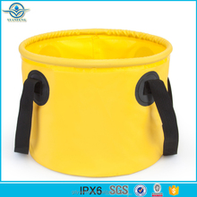 factory price hight quality waterproof foldable outdoor fishing camping barrel