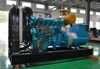 China genset 120kw low fuel consumption magnetic generator