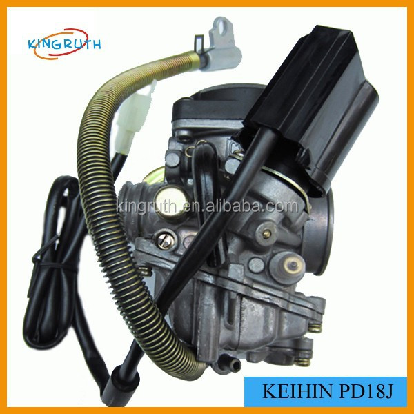 PD18J 18MM Keihin Scooter Carburetor For GY6 50cc