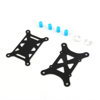 Flight Control Shock Absorber Carbon Fiber Frame