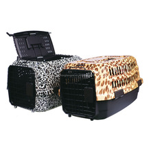 Wholesale Pet Products China Plastic Handle Pet Carrier