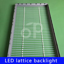2015 new led! high quality strip led 2835 sheet/net/ cutain type advertising led backlight