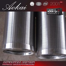 China online shopping Stainless steel Wedge Wire Screens for liquid in stock
