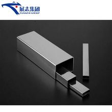 Prime standard steel curved square steel tubes and pipes square tube q195 mild steel rectangular tube