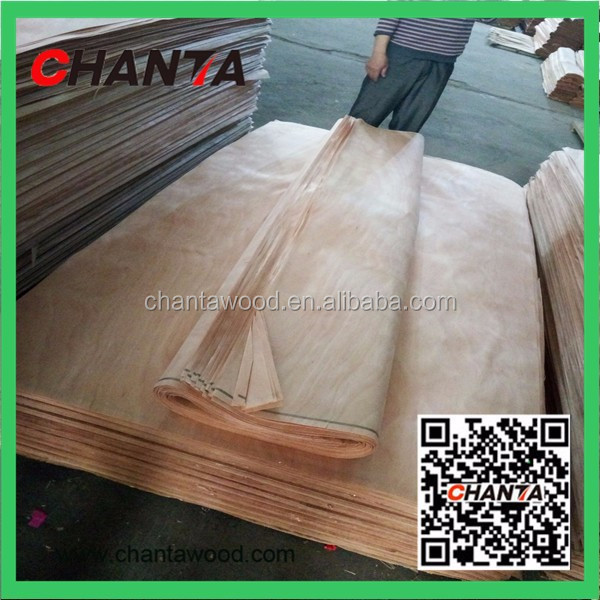 plywood face veneer manufacturers/wood veneer face for plywood/okoume veneer