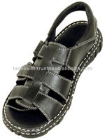 Fancy Men Leather Sandal