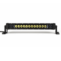 SUV ATV 4X4 Accessories Background Color led lightbar 60w 20 inch led light bar single row