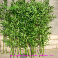 SJLJ013432 artificial plant and tree / fake plastic bamboo for garden fence decoration