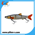 SWIM BAIT fishing lure manufacturers multi jointed fishing lure