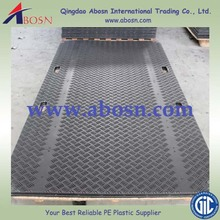 Composite trailer track mat/Snowmobile Trailer Track Mat/Plastic Ground Cover Mats