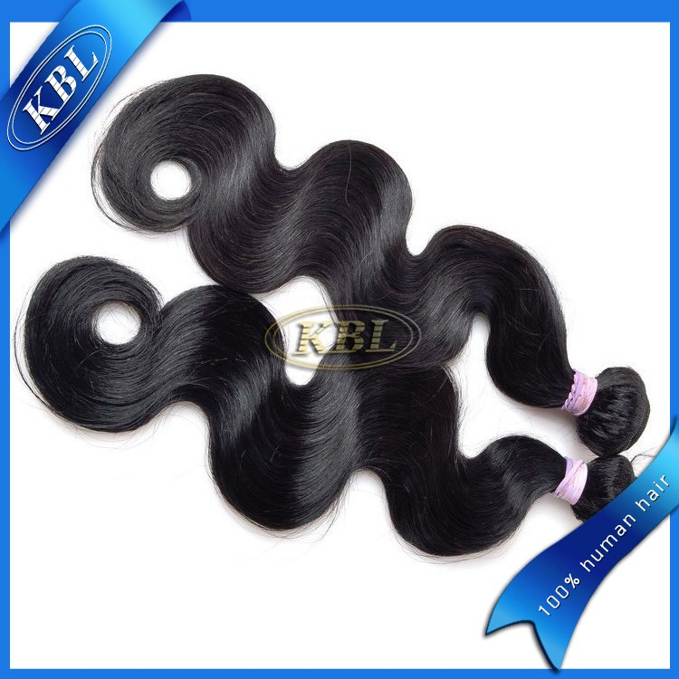 Brazilian hair body wave unprocessed 100Human Hair Free Shipping