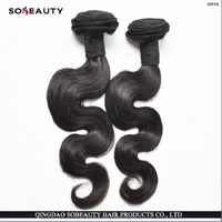 Best Quality Cheap Human Hair Extension Beautiful Wave 100% Virgin Brazilian Human Hair On Sale