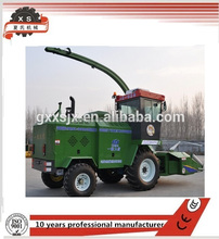 High quality multifunctional farming corn silage cutting machine /tractor forage harvester 9QSZ-3000