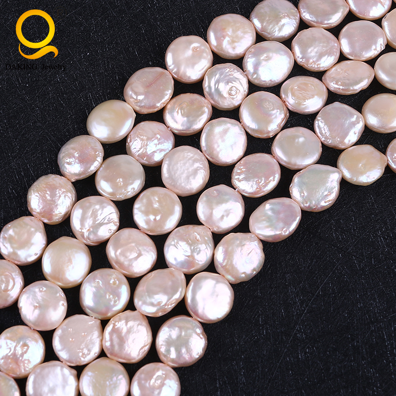 12-13mm colorful fresh water pearls for jewellery making