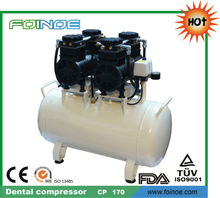 CP-170 High quality ce approved portable dental air compressor price