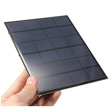 Universal 12V 3.5W Standard Epoxy Solar Panels Mini Solar Cells DIY Battery Power Charge Module