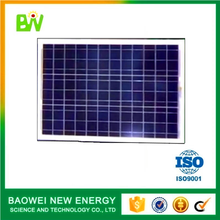 Home usage energy saving 80 watt module for 800 watt solar panel
