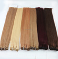 Hot selling 100 human remy slik straight hair all types of weavon brazilian hair