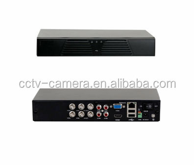 AHD Camera and DVR 16 CH support 2 SATA HDD