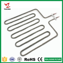 Stainless steel Electric Tubular BBQ Grill Heating Element