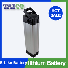 Electric Bicycle Aluminium Alloy Frame Folding 37v 10ah e bike battery