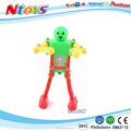 Mini Robot Wind Up With Dancing Toys For Promotion