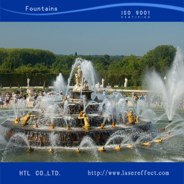 Large musical water fountain square water fountain water landscape