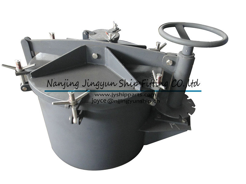 new standard boat oiltight hatch cover with steel clip