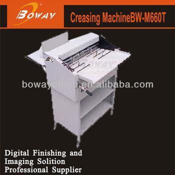 Boway BW-M660T Automatic Creaser
