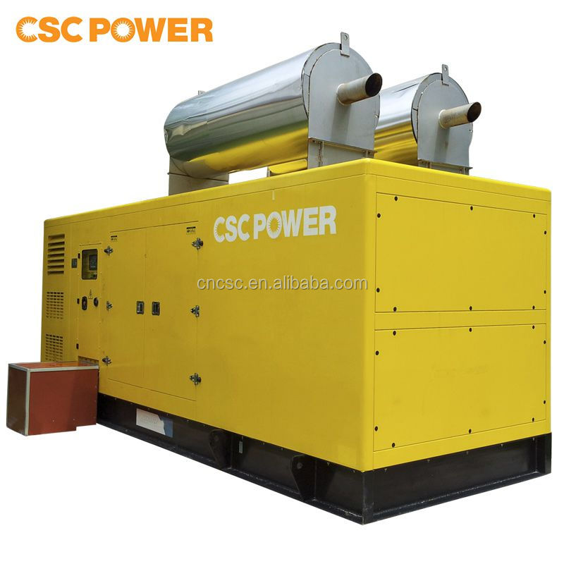 500kva with cummins engine power diesel electric generator set used in Hospital