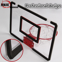 Movable Steel Portable Basketball Stand Hoop Set Equipment