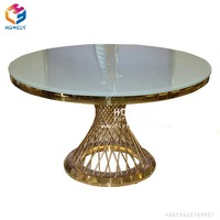 Hot selling luxury dining tables and chairs sets