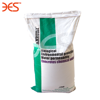 Grey Powder Porous Concrete Chemical Additive for Increasing the Cement Strength