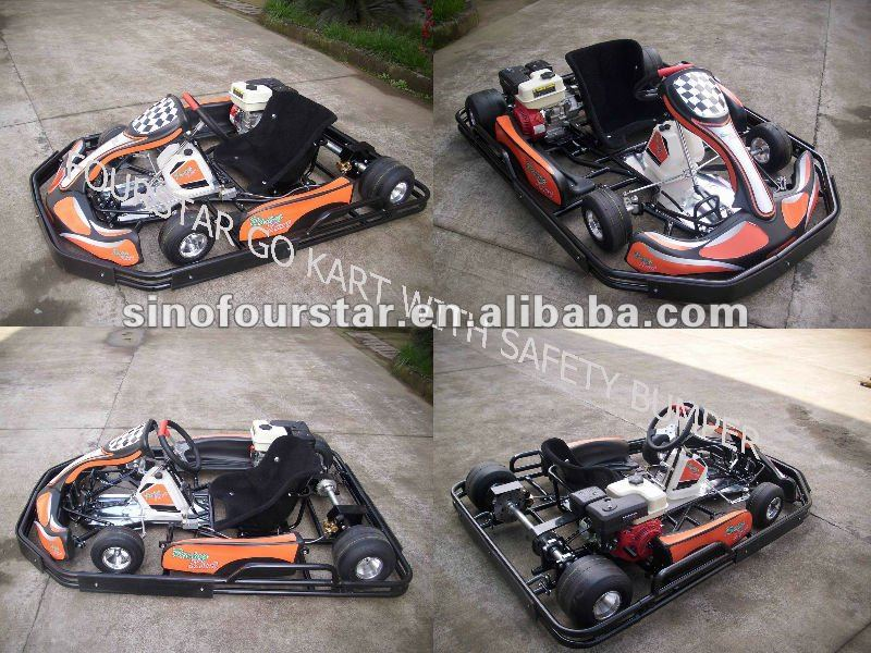 200CC Honda Engine Pedall Quad Go Kart Ride On Vehicles Sales SX-G1101(LXW)-1A