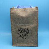 custom organic natural hemp bags for grocery