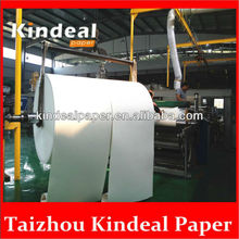 food grade white blank pe coated paper board for paper cup