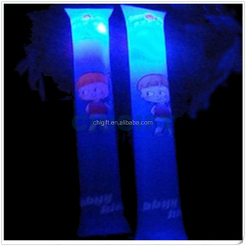 Party Favors LED Inflatable Noise Sticks