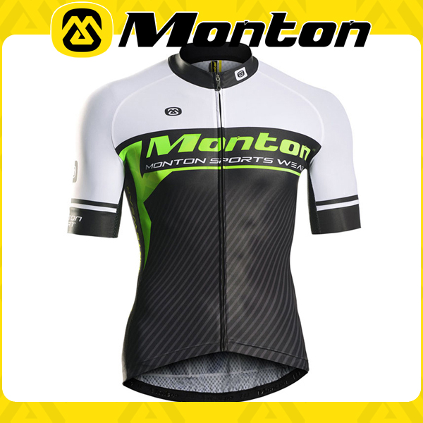 innovative design from Monton 2016 for team rider cycling jersey