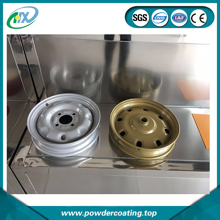 Anyang Star Factory car wheels auto parts Metal Frame powder coat