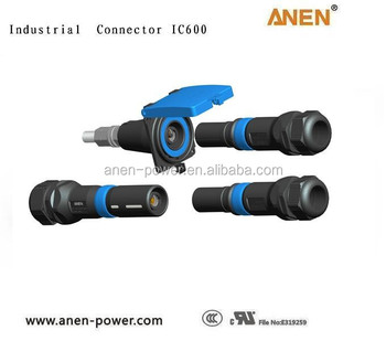 ANEN 600 large current industrial connector