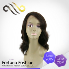 Human hair long layered hair styles lace front wigs