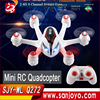 Wholesale Mini rc drone nano helicopter Q272 flying toys