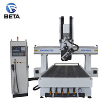 New design !! 4 axis cnc router engraver machine cutting tools for wood furniture door