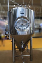200L stainless fermentation equipment and tanks for craft beer brewing